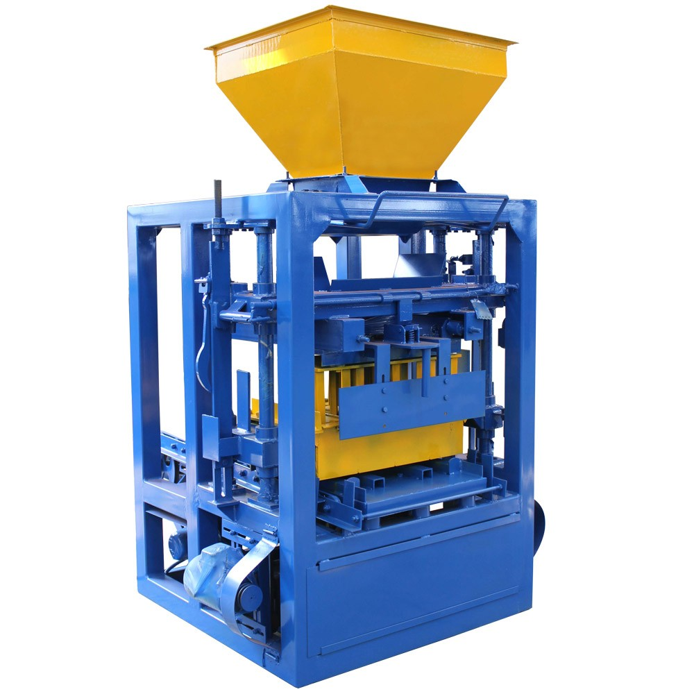 QTF4-24 concrete block machine